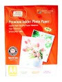 Real colour inkjet A4 180g glossy photo paper