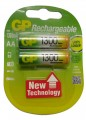 GP 1300 MAH AAA Size NiMH Rechargeable Batteries
