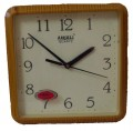 Anjali quartz clock square 4799