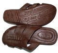 BROWN AIRFORCE ,AIRFORCE MALE SLIPPER