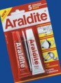 ARALDITE RAPID - Red 2 x 17 Ml