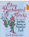 Cheap psychological tricks by Perry W. Buffington, PH.D