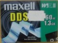 Data Storage Tape Maxell DDS 60m