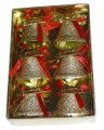 Christmas bells 6pcs/pkt 5#- 4720