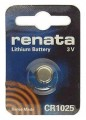 Renata Watch Battery CR1025