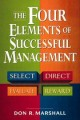 The Four Elements Of Successful Management