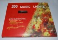 140 light with music,Christmas light,party light