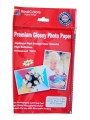 Real colour inkjet 4X6 260g glossy photo paper