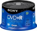 Sony DVD+R 4.7GB Spindle of 50