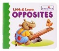 Look & Learn Board Book