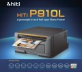 Lightweight 8 inch roll P910L Photo printer