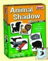 Animal Shadow Puzzle Set